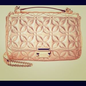 Sale🔥🇺🇸 50% OFF MK  Quilted Floral Chain purse